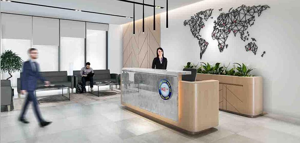 Best office interior design